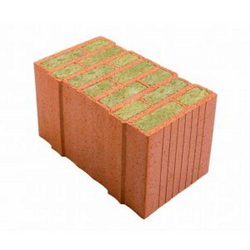 Керамічні блоки з утеплювачем